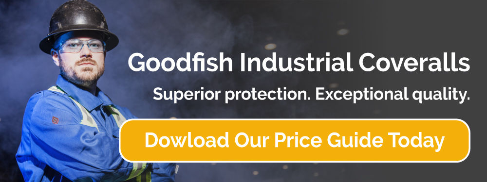 Uncategorized Archives - Goodfish Industrial Coveralls