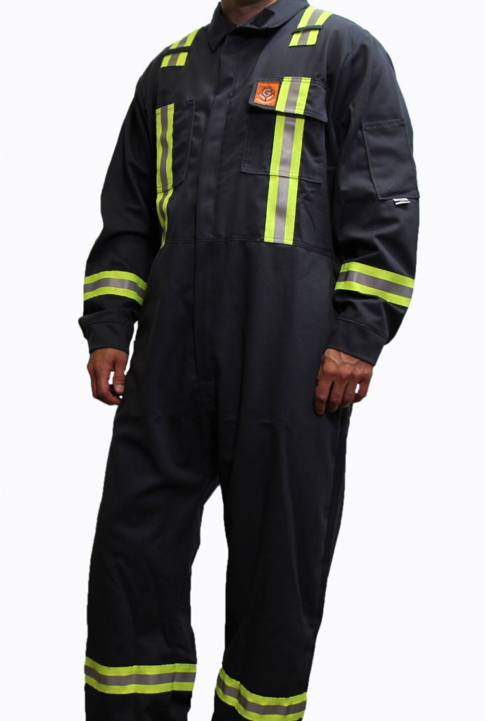 Fort McMurray FR Coveralls Nomex